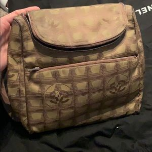 Authentic Chanel backpack, no wear